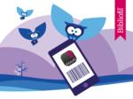 Illustrasjon for appen bibliofil